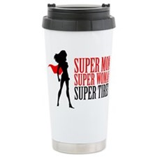 Super Mom Travel Mug