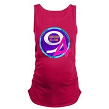 049 Zero Alcohol for Nine Month Maternity Tank Top