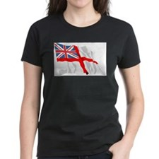 Royal Navy Insignia Flag Tee