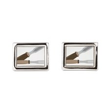 Wood Carver Cufflinks