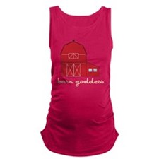 Barn Goddess Maternity Tank Top