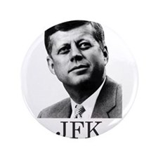 "JFK 1917-1963 3.5"" Button"