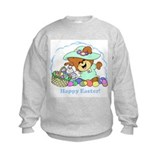 Easter Teddy Bear 02 :: Sweatshirt