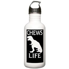 Chews Life Sports Water Bottle