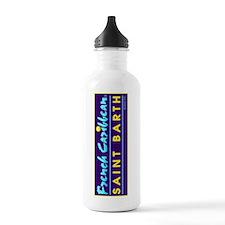 St. Barts French Carib Water Bottle