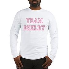 Team SHELBY Long Sleeve T-Shirt