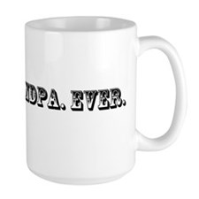 Worst Grandpa Ever Trophy Mugs