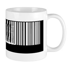 evolution-barcode-BScp Coffee Mug