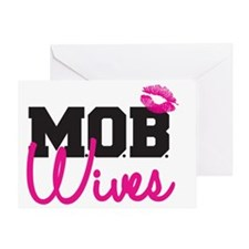 MOB Wives Greeting Card