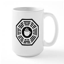 Dharma Coffee Small Mug - LOST Mugs