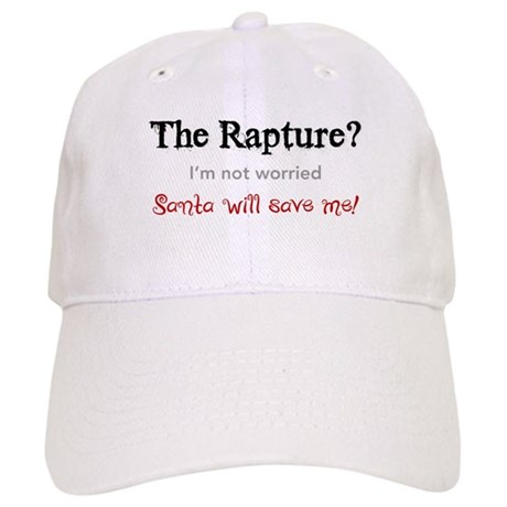 The Rapture vs. Santa Cap