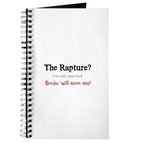 The Rapture vs. Santa Journal