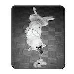 Dog Toy Mousepad