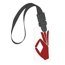 Yo!!! Small Luggage Tag