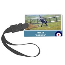 Fairey Gordon Luggage Tag