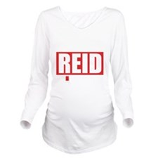 CMTeamReid1B Long Sleeve Maternity T-Shirt