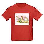 Buff Ducklings Kids Dark T-Shirt