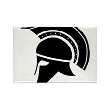 Greek Art - Helmet Magnets