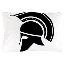 Greek Art - Helmet Pillow Case