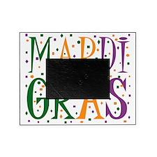 MARDI GRAS Picture Frame