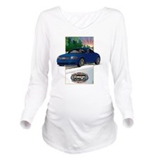 Foreign Auto Club -  Long Sleeve Maternity T-Shirt