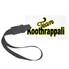 Team Koothrappali Luggage Tag