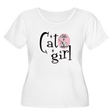 Cat Girl T-Shirt