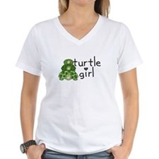 turtle girl Shirt