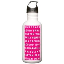 HPink PH Cities Water Bottle