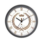 Napoleon gold ! (exclamation mark) Wall Clock