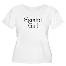 Zodiac: Gemini Girl T-Shirt