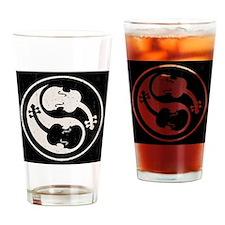viol-yang4-PLLO Drinking Glass