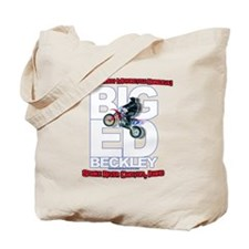 Big Ed Beckley, Worlds Largest Motorcycle Tote Bag