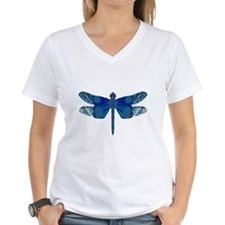 Midnight Blue Dragonfly Shirt
