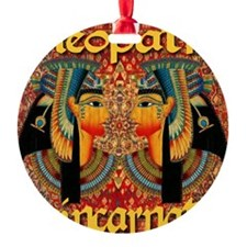 Cleopatra Reincarnated Persian Carp Ornament