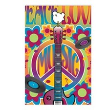 Tribute To Woodstock Postcards (Package of 8)