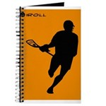 Lacrosse I Roll Journal