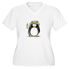 Fishing penguin T-Shirt