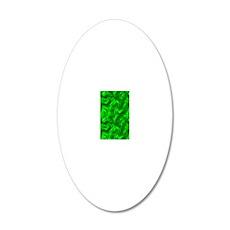 GALAXYNOTE 20x12 Oval Wall Decal