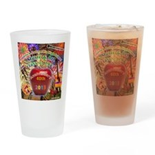 HS of Music  Art 40th Anniversary T Drinking Glass