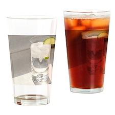 vodka tonic Drinking Glass