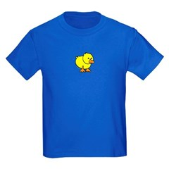 Duck! Kids Dark T-Shirt