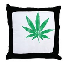 I Leaf THC Throw Pillow