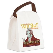 Beethoven-DKT2 Canvas Lunch Bag