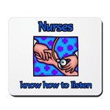 Nurses Mousepad