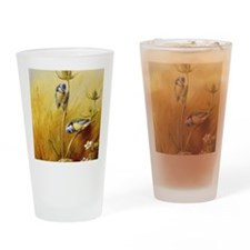 boat_puzzle Drinking Glass