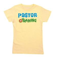 Pastor in Training Girl's Tee