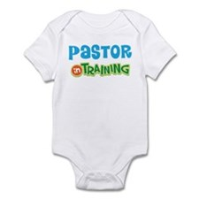 Pastor in Training Infant Bodysuit