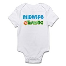 Midwife in Training Onesie