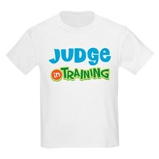 Judge in Training T-Shirt